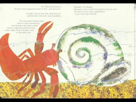 a house for hermit crab a house for hermit crab by eric carle on vimeo
