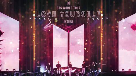 regarder bts world tour love yourself in seoul film complet 2019 hd streaming bts love yourself tour in seoul llegar 225 a cin 233 polis este 2019