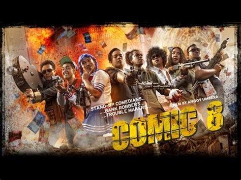 Film Komedi Comic 8 Full Movie | comic 8 official trailer youtube