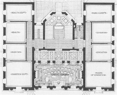 and the city floor plan free home plans city hall floor plans