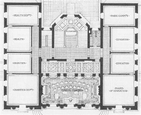 city hall floor plan nyslandmarks com binghamton city hall