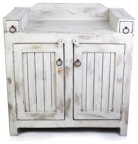 how to distress bathroom cabinets foxden decor farmhouse vanity with distress finish