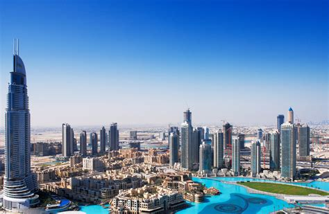 dubai skyline  ultra hd wallpaper  wallpapernet