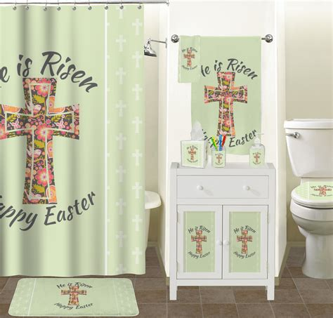 easter bathroom set easter cross bathroom accessories set ceramic