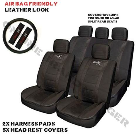 sports car seat covers uk where to buy renault scenic sports seat cover set black