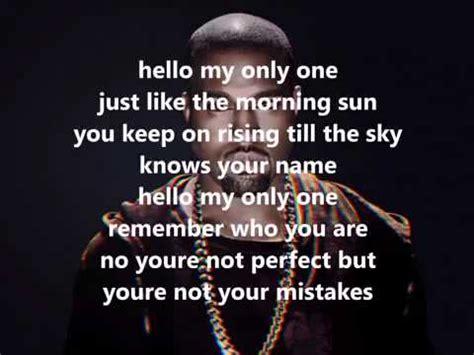 adele feat kanye west one and only lyrics kanye west ft paul mccartney only one audio lyrics