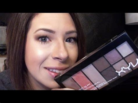 Nyx Go To Palette nyx the go to palette wanderlust