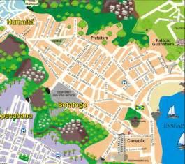 Botafogo map rio de janeiro