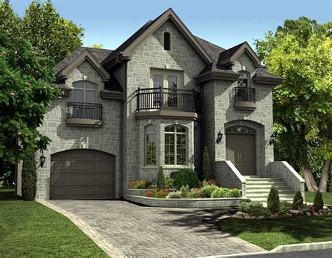 european homes house plan 48058 at familyhomeplans com