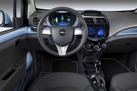 Chevrolet Interior by 2016 Chevrolet Spark Review Release Date