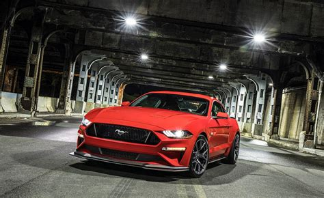 quarter mustang 2018 ford mustang gt performance pack level 2 front right