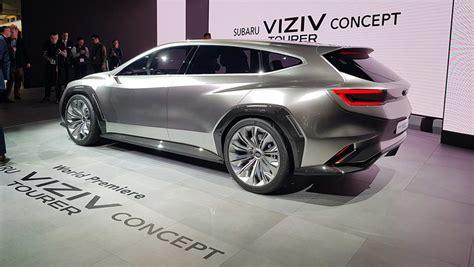 Subaru Levorg 2020 by Subaru Levorg 2020 Hinted In Viziv Tourer Concept Car