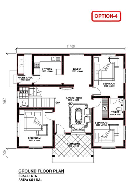 kerala home floor plans kerala building construction