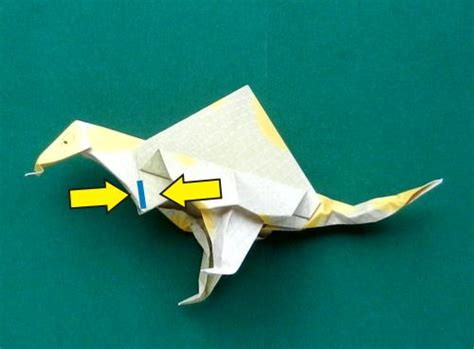 Origami Arm - joost langeveld origami page