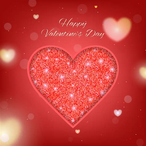 happy s day light up card template happy valentines day greeting card template with gold