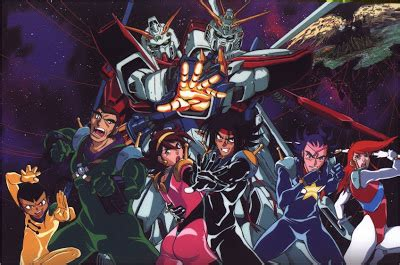 best gundam series top 5 anime top 5 gundam series
