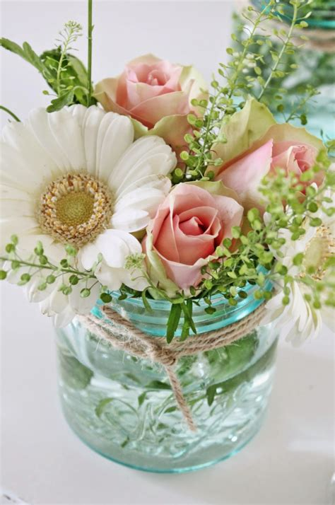 gorgeous flower arrangements mason jar ideas using flowers 12 gorgeous diy s mason