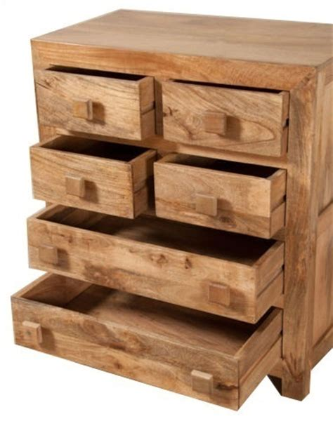 cassettiere legno cassettiera etnica in legno ethnic chic mobili etnici teak