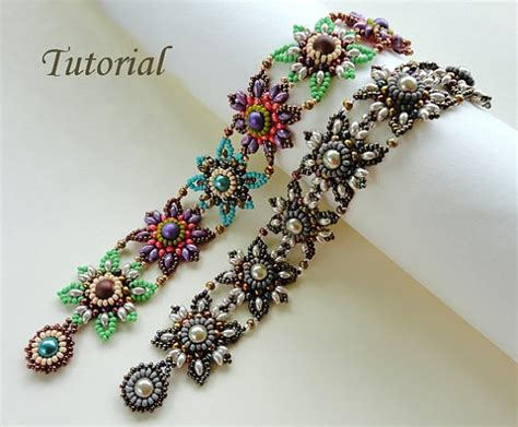 seed bead weaving tutorials beading tutorial beadweaving pattern beaded
