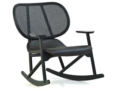 Rocking Stool Back by Klara Rocking Chair With Back Hivemodern