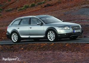 2007 A6 Audi 2007 Audi A6 Allroad Picture 54595 Car Review Top Speed