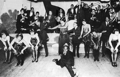 swing music clubs in the 1910 s jazz music specifically black new orleans