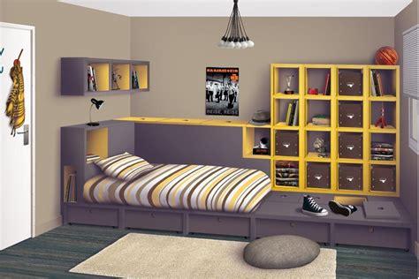 deco chambre mixte deco chambre ado mixte visuel 4