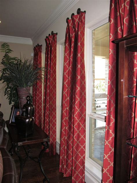 curtain swag holders 195 best images about tie backs swag holders for window