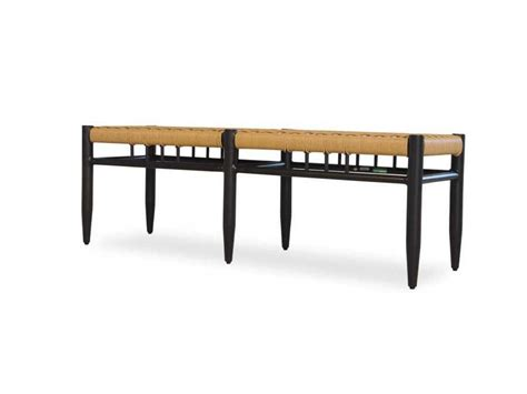 Low Cushioned Bench Lloyd Flanders Low Country Replacement Cushion For