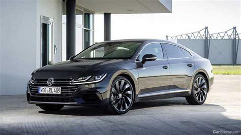 Volkswagen Arteon R 2020 by News Volkswagen Arteon May Get Turbo V6 With 300kw