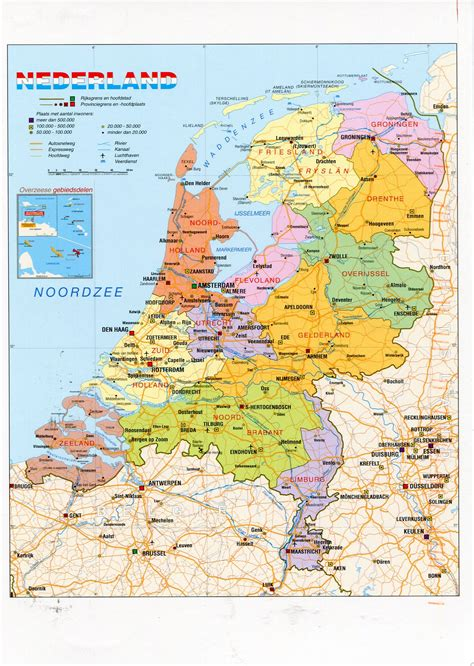 map of netherlands netherlands remembering letters and postcards page 24