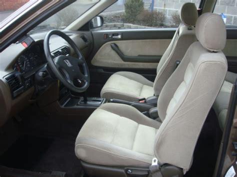 1990 Honda Accord Interior by 1990 Honda Accord Pictures Cargurus