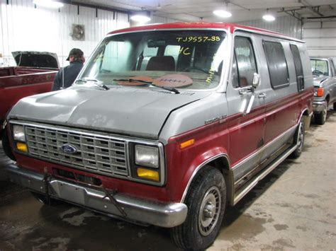 electric power steering 1988 ford e series auto manual 1988 ford van e 150 power steering pump 19877429