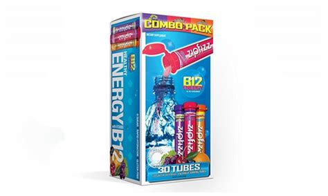 c energy drink mix zipfizz healthy energy drink mix variety pack 30 count