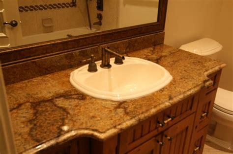 Bathroom Sink Cabinets Las Vegas Granite Bathroom Countertops Copper Granite Vanity