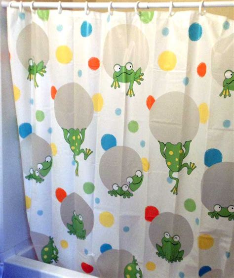Frog Shower Curtains 21 August 2012 Random Snippets Apertures