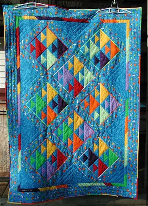 Fish Quilts Patterns by Fish Quilting