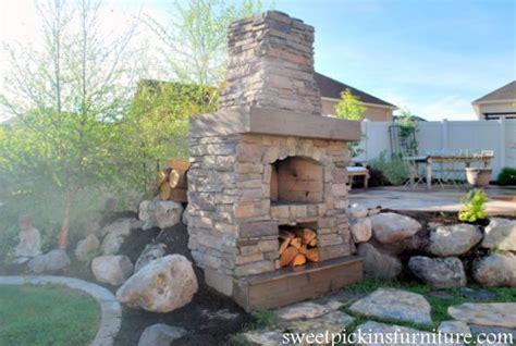 diy backyard fireplace 5 ways to make your backyard awesome