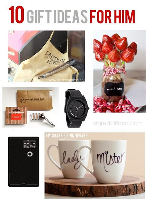 gift ideas for him husband dad men
