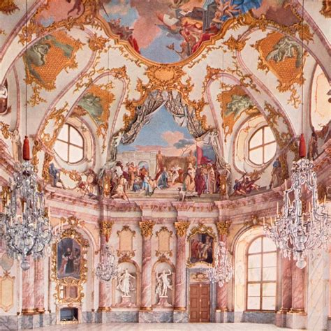 what kinds of colors were favored by rococo painters what spurred the 80 s and 90 s fascination with