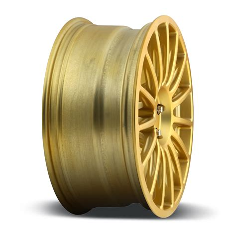 matte gold rotiform dus wheels down south custom wheels