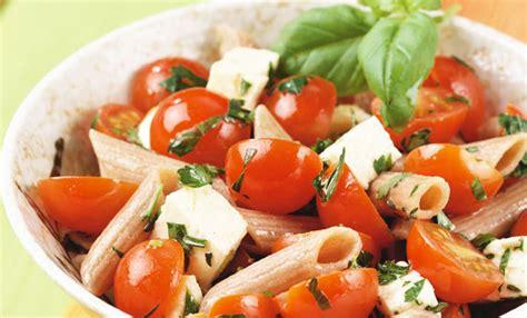 paste veloci da cucinare pasta fredda integrale veloce la ricetta con feta e