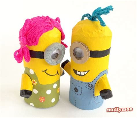 minion diy crafts 20 adorable diy minions craft ideas