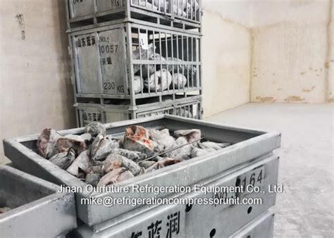 centigrade tuna fish cold storage project latest