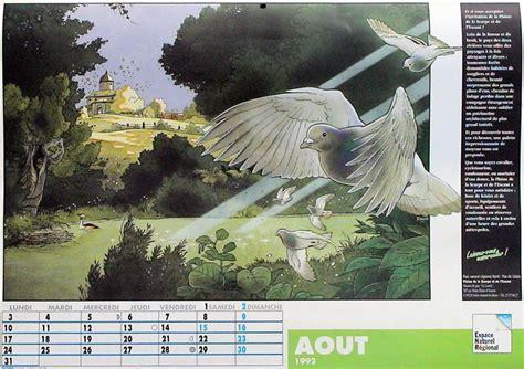 Calendrier De 1992 Calendrier 1992 Site Officiel De Frank P 233