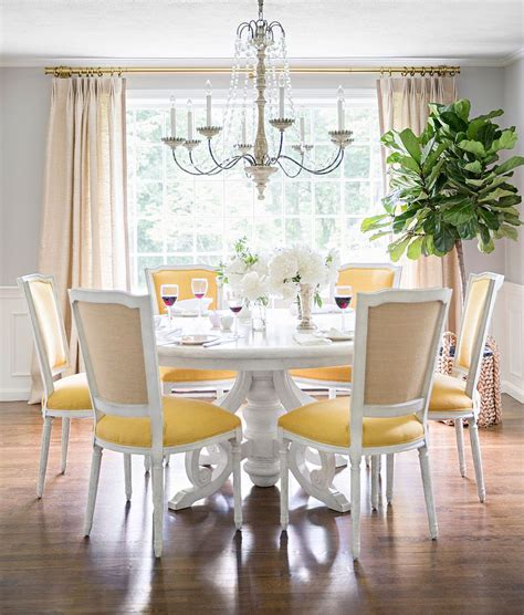 decorating the dining room gray and yellow the perfect color scheme for modern