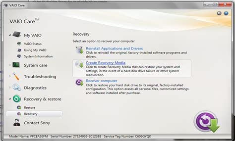 membuat dvd recovery windows 8 4 12 1 5 membuat dvd recovery sony vaio
