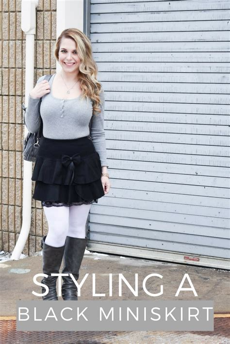 Shoes Shoes I Covet Second City Style Fashion by Black Mini Skirt With Ruffles C O V E T By Tricia