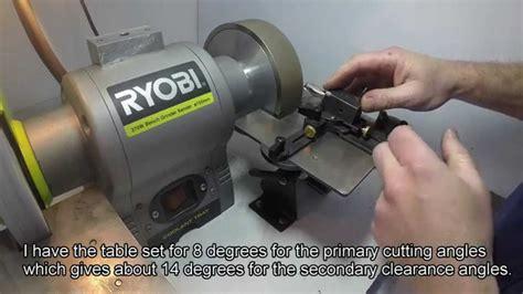 best tool sharpening system the acute tool sharpening system doovi