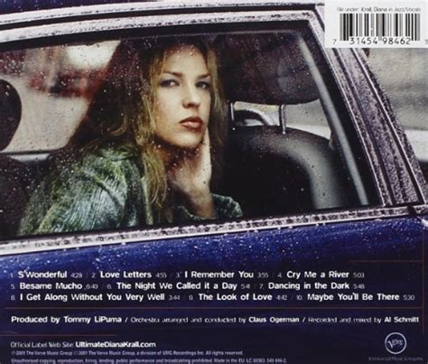 diana krall the look of love the look of love jazz panorama auto